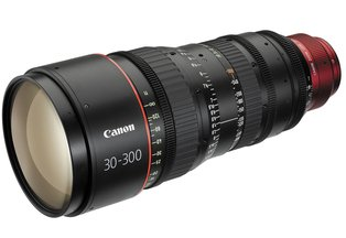 Canon 30-300mm T2.95-3.7 CN-E L SP Cine Zoom Lens PL Mount