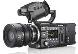 Sony PMW-F55 CineAlta 4K Digital Cinema Camera PL Mount