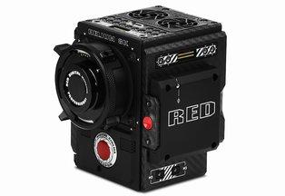 RED WEAPON HELIUM 8K Digital Cinema Camera PL & EF Mount