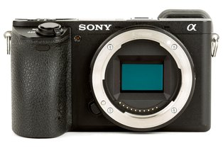 Sony A6500 Mirrorless Camera