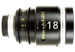 Schneider Cine-Xenar III 18mm T2.2 (EF)
