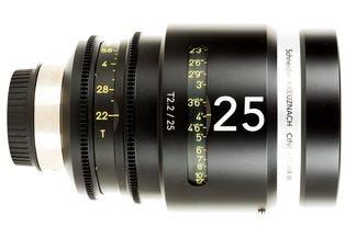 Schneider Cine-Xenar III 25mm T2.2 EF