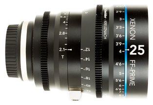 Schneider Xenon FF Prime XN 25mm T2.1 (EF)