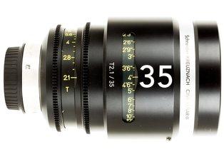 Schneider Cine-Xenar III 35mm T2.1 EF