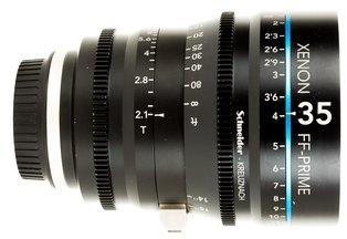 Schneider Xenon FF Prime XN 35mm T2.1 (EF)