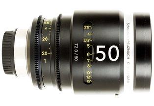 Schneider Cine-Xenar III 50mm T2.0 EF