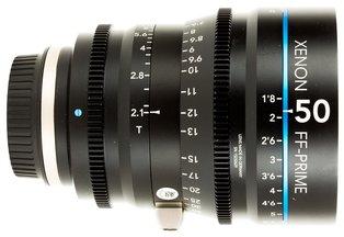 Schneider Xenon FF Prime XN 50mm T2.1 (EF)