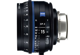Zeiss CP.3 15mm T2.9 (Sony E)