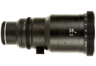 SLR Magic Anamorphot-Cine 2x 35mm T2.4 for Micro 4/3