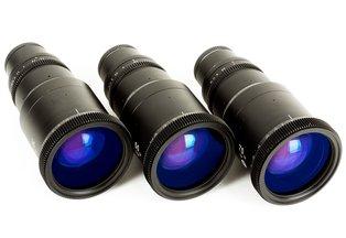SLR Magic Anamorphot-Cine 2x Three Lens Set for Micro 4/3