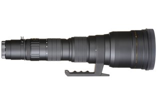 Sigma 300-800mm f/5.6 EX DG APO HSM for Canon