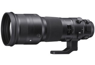 Sigma 500mm f/4 DG OS HSM Sports for Canon
