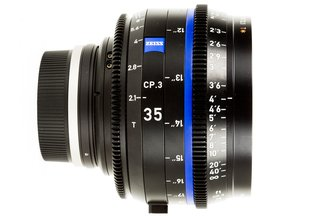 Zeiss CP.3 35mm T2.1 (MFT)