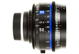 Zeiss CP.3 50mm T2.1 (Sony E)