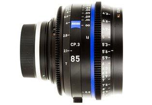Zeiss CP.3 85mm T2.1 (MFT)