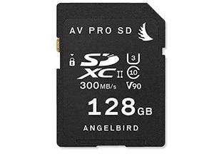 Angelbird SDXC 128GB AV Pro UHS-II V90