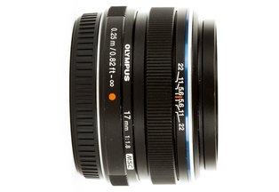 Olympus 17mm f/1.8