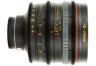 Tokina Cinema 16-28mm T3.0 EF