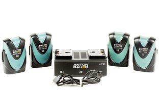 Anton Bauer Digital 90 Gold Mount Power Kit