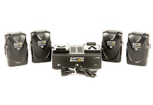 Anton Bauer Digital 90 V-Mount Power Kit