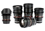 Rokinon Cine DS Prime Kit - Sony E Mount