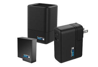 GoPro Dual Battery Supercharger Kit for HERO5 HERO6 HERO7