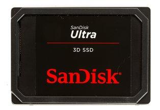 SanDisk Ultra 3D 500GB SSD