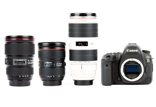 Canon 5D Mark IV Three Zoom Kit