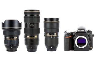 Nikon D750 Three Zoom Kit