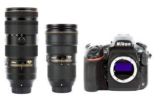 Nikon D810 Two Zoom Kit
