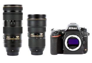 Nikon D750 Two Zoom Kit