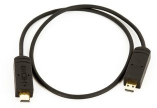 SmallHD Thin 12-inch Micro to Micro HDMI Cable for Focus