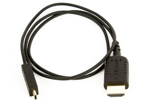 SmallHD Thin 24-inch Micro to Full HDMI Cable for Focus