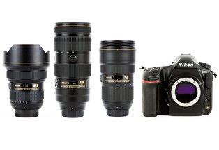 Nikon D850 Three Zoom Kit