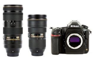 Nikon D850 Two Zoom Kit