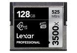 Lexar 128GB Professional 3500X 525MB/s CFast 2.0