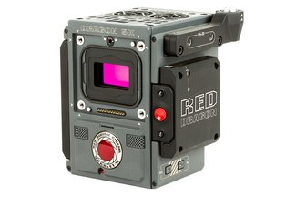RED SCARLET-W Brain