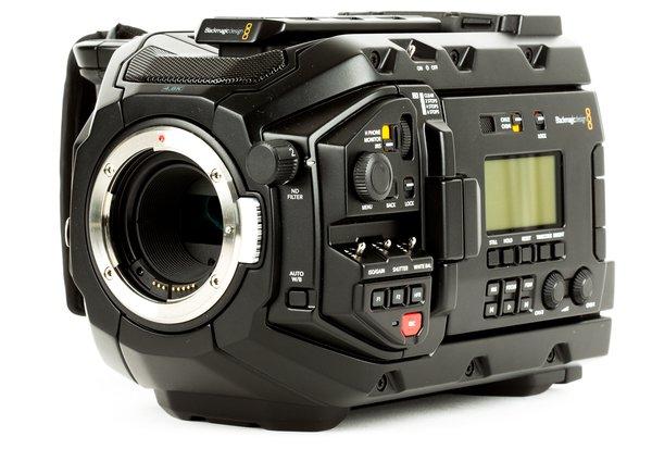Rent a Blackmagic Design URSA Mini Pro 4 6K (EF) at
