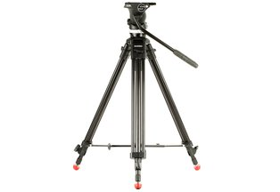 Sachtler Ace M Fluid Head with 2-Stage Aluminum Tripod