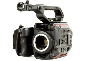 Panasonic AU-EVA1 Compact 5.7K Super 35 Cinema Camera