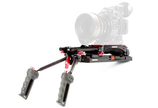 Zacuto VCT Universal Shoulder Rig Package