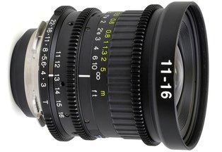 Tokina Cinema 11-16mm T3.0 MK II EF