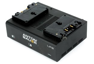 Anton Bauer LP2 Dual Gold Mount Battery Charger