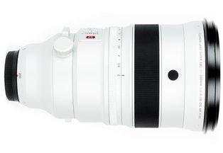 Fuji XF 200mm f/2 OIS WR w/ XF 1.4x TC F2 WR