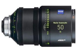 Arri 50mm T1.9 Master Anamorphic (PL)