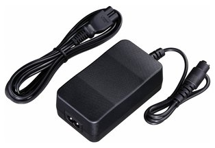 Canon AC-E6N AC Adapter w/ DR-E6 DC Coupler