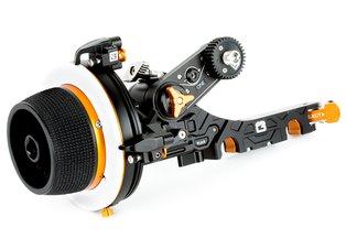 Bright Tangerine Revolvr Atom Cine Kit
