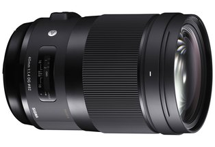 Sigma 40mm f/1.4 DG HSM Art for Sony E