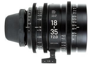 Sigma Cine 18-35mm T2 (PL)