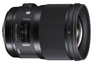 Sigma 28mm f/1.4 DG HSM Art for Sony E